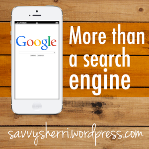 google: more than a search engine